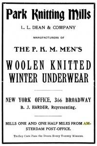 Park Knitting Mills AD